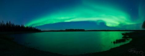 Unique Night Sky in Alaska