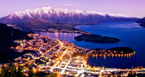 Queenstown, Middle Earth