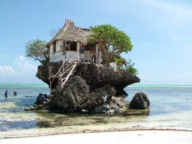 Unique Restaurant, Zanzibar