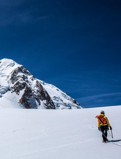 Col du Midi, Chamonix, France