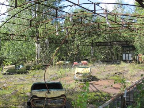 Pripyat Ukraine Chernobyl workers home